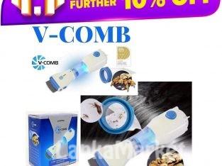 V-Comb 4 Pack Head Lice & Head Lice Eggs Remover