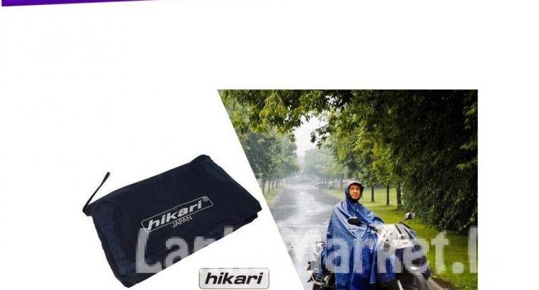 Hikari Bike Rain Coat