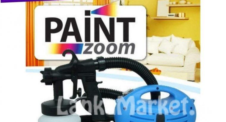 Paint Zoom Paint Sprayer /  Paint Zoom Spray Gun /