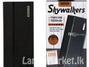 Power Bank 10000mAh – WK Skywalkers 10000mah Powerbank