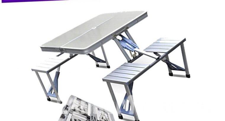 Aluminium Portable Picnic Table