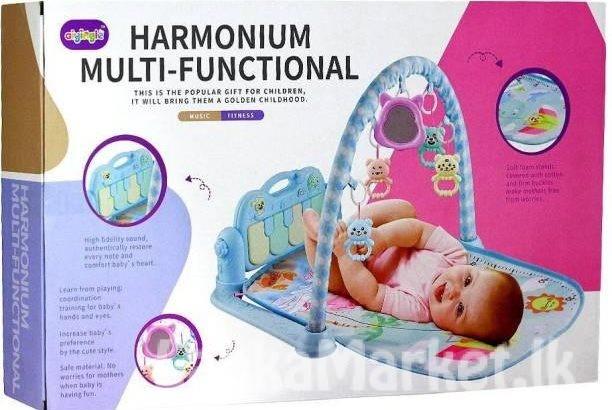 Harmonium Multi Functional / Baby Play Mat / Baby Play Gym