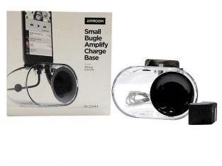 Charging Base Bracket / JOYROOM SMALL BUGLE AMPLIFY CHARGE BASE