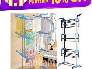 3 Layer Cloth Rack