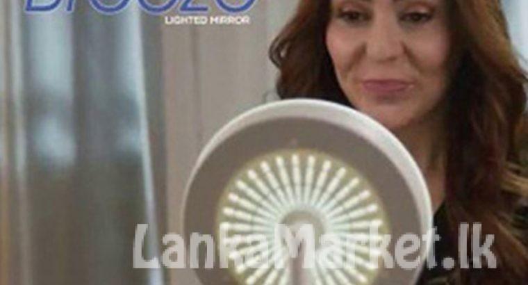 3 in 1 Mirror with Fan & Light
