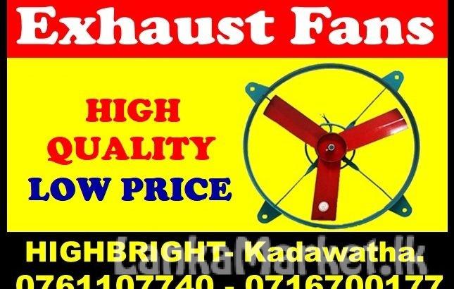 exhaust fan srilanka, exhaust blowers srilanka, barrel type fans