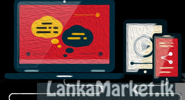 Website design and advertising I Anythingsrilanka.com