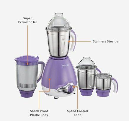 preethi mixer grindar