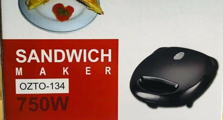 ozone sandwich maker