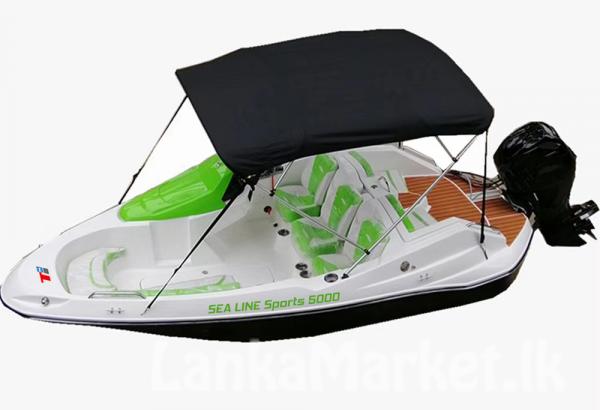 PEDAL KAYAK SEA LINE -5000