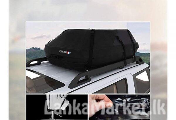 CAR ROOF BAG – TYGA XL