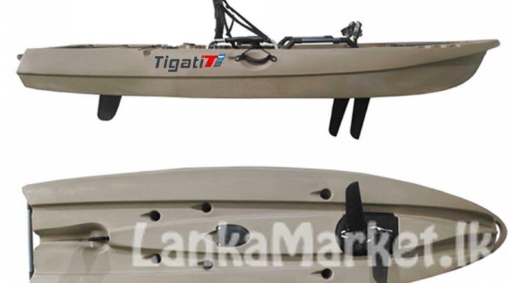 Fin Drive Kayak – Miraj -90