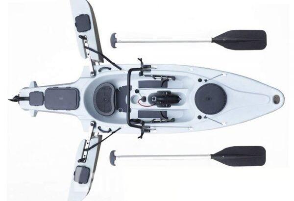 Pedal kayak X- press