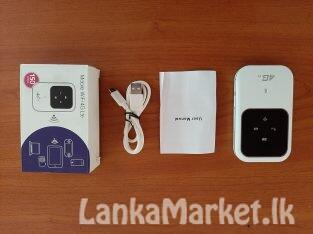 Mobile WiFi 4G Portable Router