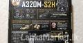 Gigabyte A320M S2H motherboard