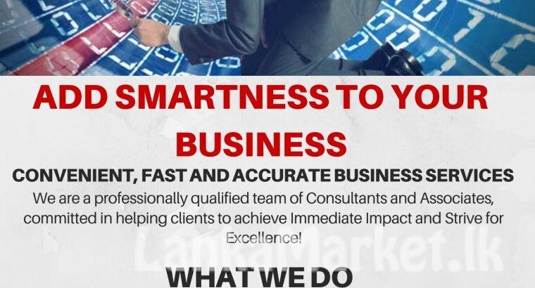WSK Business Services (Pvt) Ltd.