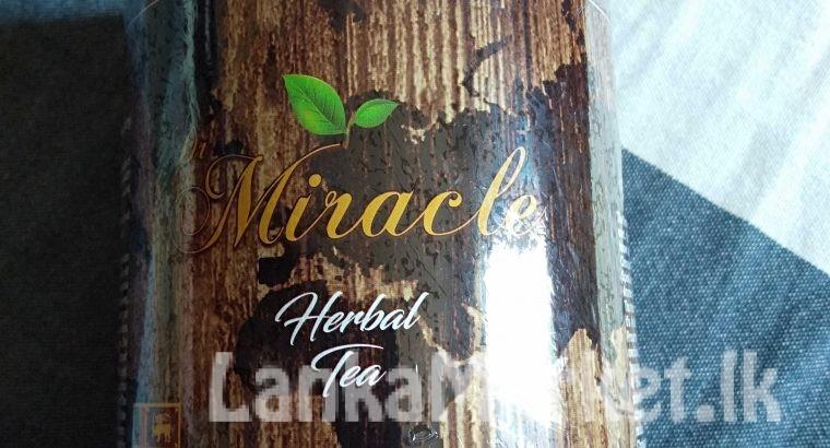 The miracle herbal tea