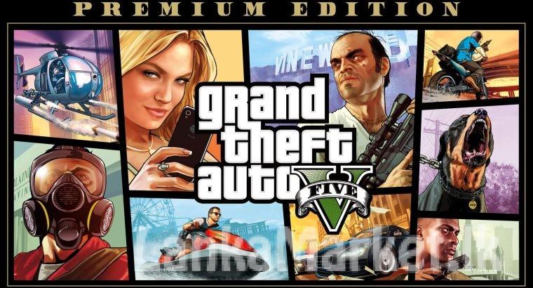 Gta V premium edition online
