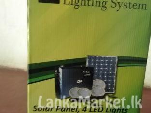 solar led for sall