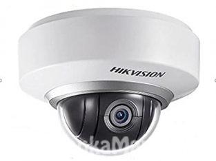 HIKVISION 1MP Wireless Indoor Mini PTZ Dome IP Security Camera