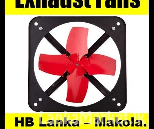 Air blowers srilanka, VENTILATION SYSTEMS SRILANKA , exhaust blowers , Shutters wall exhaust box fans srilanka , ventilation system suppliers srilanka ,
