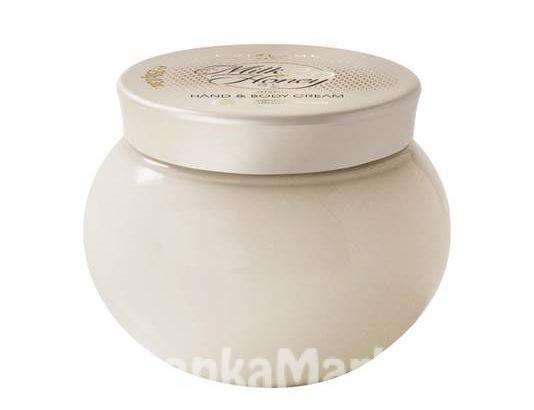 ORIFLAME/Milk & Honey GOLD-Nourishing Hand & Body Cream