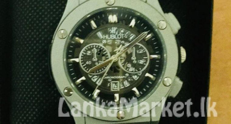 HUBLOT Brand new watches
