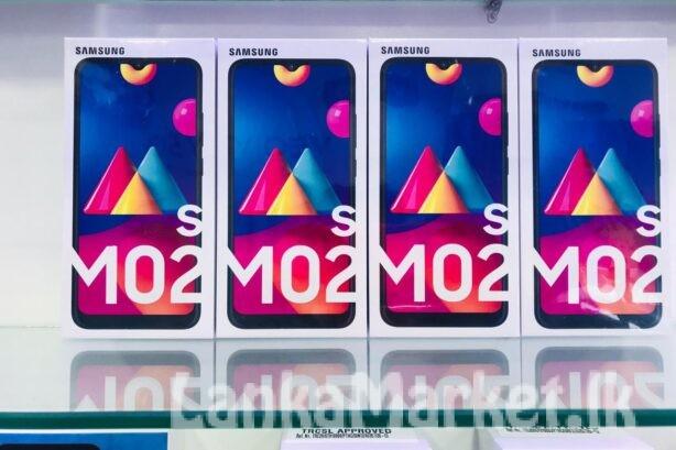 SAMSUNG GALAXY M02s 32GB (2021)