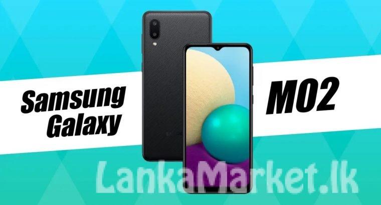 SAMSUNG GALAXY M02 3GB 32GB (2021)
