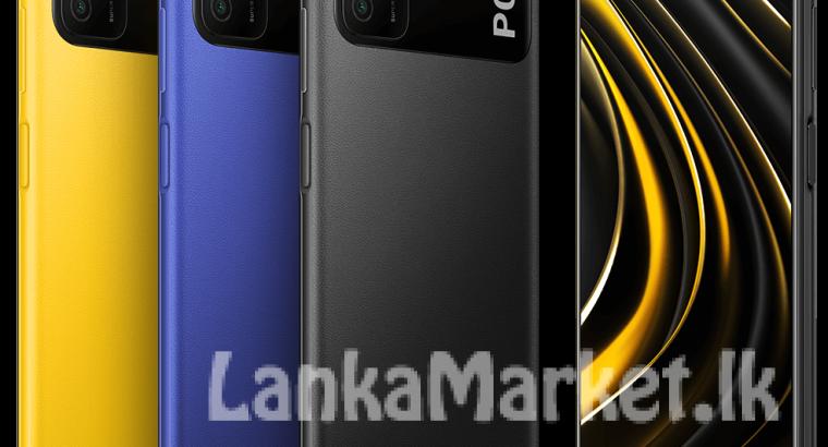 XIAOMI POCO M3 4GB 128GB (2020)