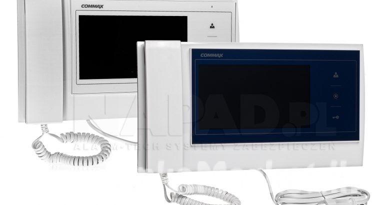 COMMEX VIDEO DOORPHONE SYSTEM