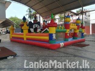 Carnival bounser kids