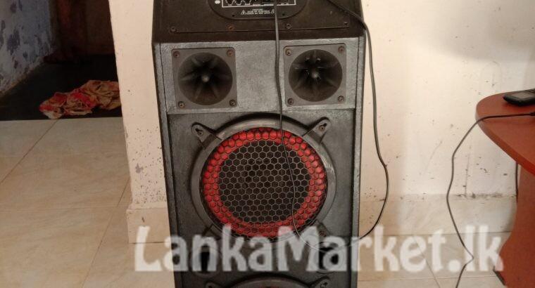 Hi fi subwoofer bass amplifier
