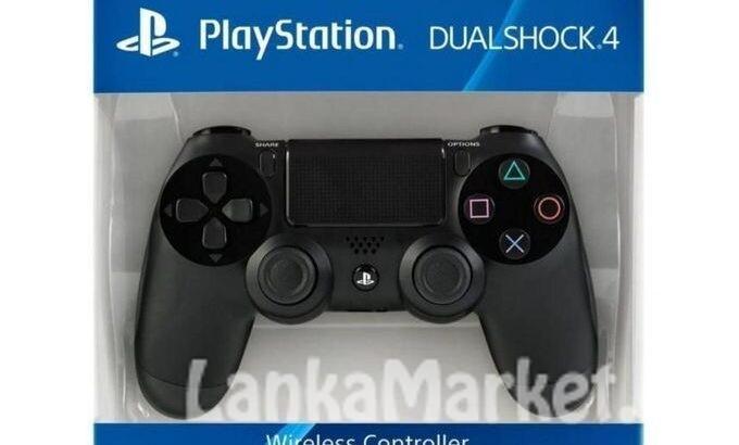Ps4 Dual Shock Wireless Controller Brandnew