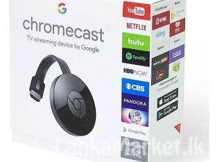 Chromecast 4K TV Dongle Brandnew