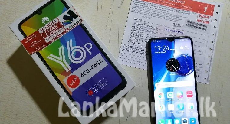 Huawei Y6p 4GB + 64GB (Used)