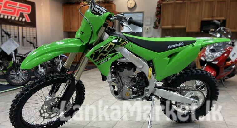 2021 Kawasaki KX250X Off-Road Dirtbike
