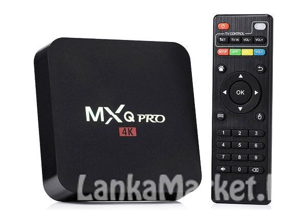 Mxq Smart TV Box 2Gb brand new