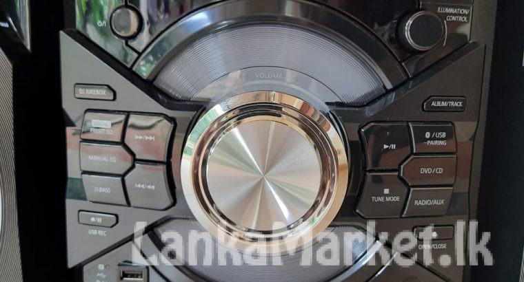 Panasonic Hi-Fi Setup – 6000W SC-VKX65