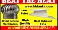 Roof Exhaust fan srilanka, turbine ventilators srilanka