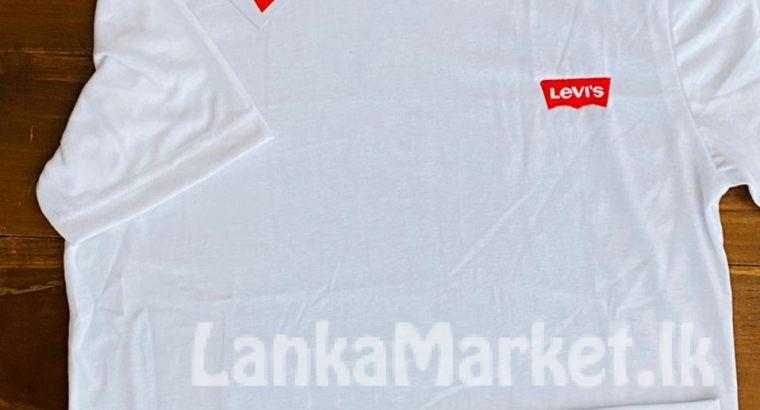 Levi's T shirts