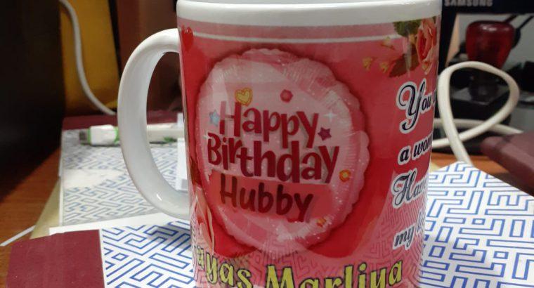 Mug printings..