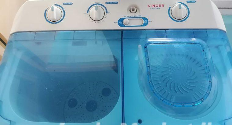 washing machine singer