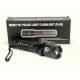 Self defense stun gun shock torch (tazer)
