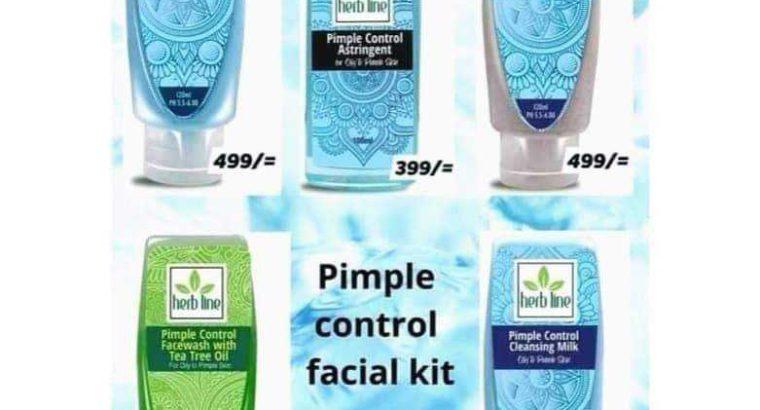 Pimple Control Facial Kit